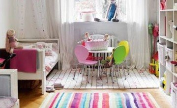 Colors for Your Nursery Room